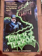Tower of Terror DisneySea Tokyo Poster Available in 5 Sizes