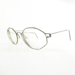 LINDBERG AIR TITANIUM Gamma Full Rim I2409 Used Eyeglasses Glasses Frames