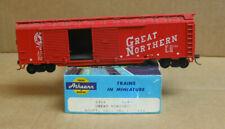 ATHEARN HO Great Northern 50' Double Door Box Car #3525