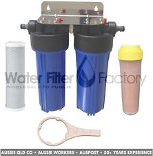 CWL-C5T42 Car Wash Filter Calcium Lime Spots | Carbon + T42 Resin Water Filters