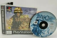 SpecOps Airborne Commando Spec Ops Sony PlayStation Spiel PS1 PS2 PSX OVP