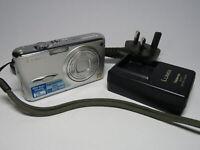 Panasonic Lumix DMC-FX01 6MP 28mm Wide 3x Leica Zoom Digital Compact Camera