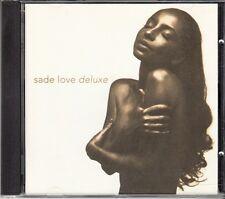CD ALBUM SADE *LOVE DELUXE*