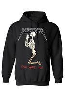 Yeezus Tour God Wants You Praying Skeleton Hoodie Hooded Jumper Kanye West Pablo