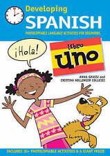 Developing Spanish Libro Uno; Paperback Book; Grassi Anna, 9780713679304