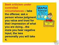 CONFLICT CRITICISM & ANGER MANAGEMENT PowerPoint Presentation CD