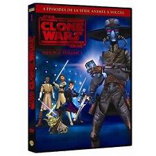 29276// STAR WARS THE CLONE WARS SAISON 2 VOLUME 1 LA SERIE ANIMEE DVD NEUF