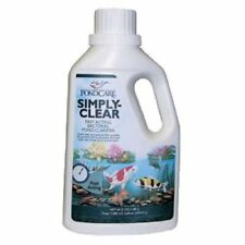 PONDCARE SIMPLY CLEAR KOI FISH POND CARE TREATMENT 1GAL