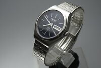 Vintage 1975 JAPAN SEIKO LORD MATIC WEEKDATER 5606-8090 25Jewels Automatic.