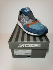 New Balance M999JTC Blue/Grey Size 11  Made in USA