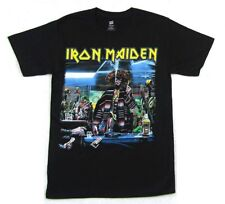 Iron Maiden Stranger in Strange Land Bandito ED Black T Shirt Small NEW OFFICIAL