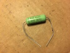 NOS Cornell Dubilier GREENIE .047 uf 400v Capacitor Vintage Tone Cap (qty avail