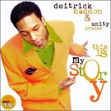Deitrick Haddon - This Is My Story -  New Factory Sealed CD