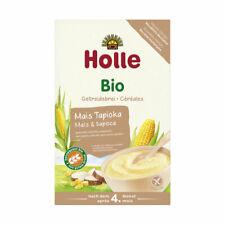 Bio-Getreidebrei - Mais Tapioka 250g | HOLLE BABYFOOD