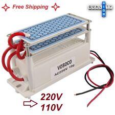 Home Ozone Generator 220V/110V 10g Air Purifier Ozonizer Fresh Air Cleaner Treat