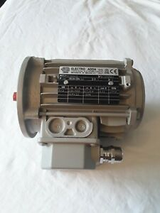 Electro Adda FC63/2 , 0.12 KW  2710 RPM Electric Motor