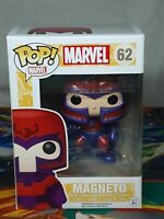 Marvel Magneto #62 Pop Vinyl Bobble-Head Figure Aus Seller