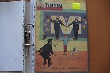 RARE  ANCIEN JOURNAL TINTIN N° 42 -  AVRIL  1960 EDITION BELGE - BEL ETAT -