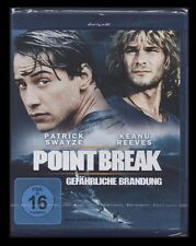 BLU-RAY POINT BREAK - GEFÄHRLICHE BRANDUNG - PATRICK SWAYZE + KEANU REEVES * NEU