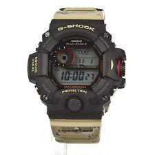 Casio G-Shock GW-9400DCJ-1 Master of G Rangeman Watch Desert Camo Fast Ship