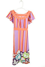 The Children's Place Girls Dresses Fit & Flare 8 Purple Polyester