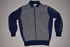 Adidas Trainings- Jacke Sport Track Top 70er 80er Polo Trainer Vintage 52 M-L