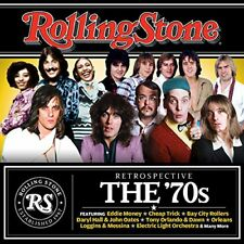 Rolling Stone: Retrospective The 70s / Bay City Rollers, ELO, etc 2CD, 2012 NEW