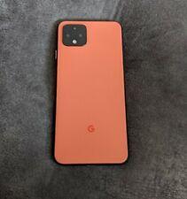 New listing Google Pixel 4 - 64Gb - Oh So Orange Verizon locked (Single Sim)