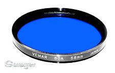58mm Vemar 80A Lens Filter