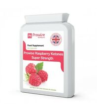 Raspberry Ketones 600mg Extra Strength Weight Loss 60 Capsules - UK GMP Practice