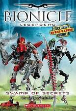 Swamp Of Secrets (Bionicle Legends)-ExLibrary