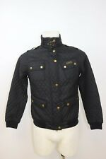 BARBOUR Women's International Polarquilt Slim-Fitting Outdoor Jacket sz 10