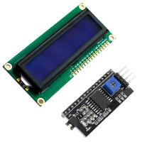 2pcs/Set 5V LCD Display Module 16x2 HD44780+1602 IIC/I2C PCF8574T For Arduino