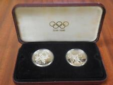 1996 Royal Canadian Mint Olympic Silver Proof $15 Spirit Of The Generations