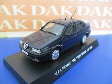 Die cast 1/43 Modellino Auto Carabinieri Alfa Romeo 155 twin spark 1.8 1996 blu