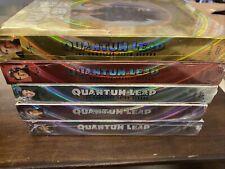 Quantum Leap Complete Series Seasons One thru Five 1-5 Dvd box set lot