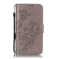 For Samsung Note 8/S8/Plus Luxury PU Leather Flip Wallet Magnetic Case Cover