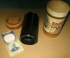 Edison Phonograph 2m Cylinder Record 9472 LITTLE CHILD SHALL LEAD THEM~Stock 10