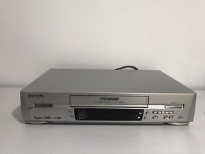 Panasonic NV-HS820 Vcr Vhs Player video cassette Recorder superdrive Tested