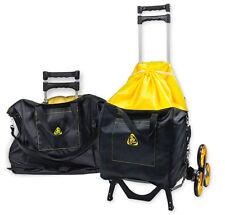 UpCart Bag Bundle Stair Climbing Folding Cart Moves up to 100-pounds Refurbished