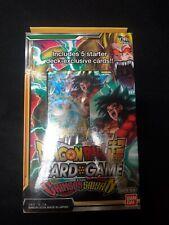Dragon Ball Super Collectible Card Game Series 4 Deck 5 Starter Deck [Yellow]