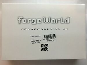 OOP Forge World Scenic Base for Space Marine Blood Angels Primarch SANGUINIUS 🔥