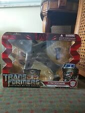 Transformers ROTF Voyager Class Stratosphere with Optimus Prime Factory Sealed