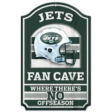 New York Jets Fan Cave Sign