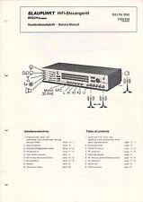 BLAUPUNKT - Delta 3092 - Kundendienstschrift Manual Schaltplan - B3440