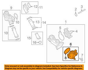 AUDI OEM 2013 A8 Quattro 4.0L-V8 WATER PUMP-Valve Assembly 079121678H