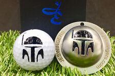 Boba Fett StarWars Golf Ball Custom Marker Stainless-Steel