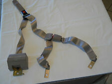 Tan 3 Three Point Seat Belt Retractable Shoulder Belt System, New Made by TRW