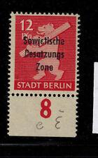 """SBZ 204 UR mit PF ** -  """"e"""" ist offen"""