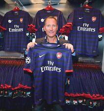 Genuino PROBLEMA Arsenal Jugador lejos Camisa 2012/2013 Talla Xl Manga Corta Raro